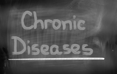 ailment: Chronic Disease Concept