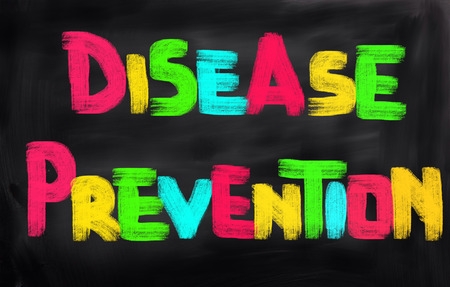 prevention of disease: Disease Prevention Concept Stock Photo