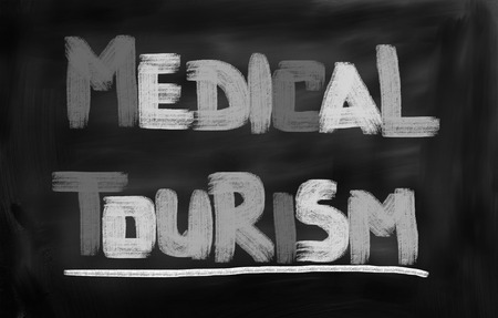 health care fees: Medical Tourism Concept