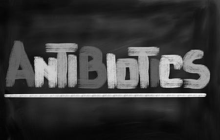 prophylactic: Antibiotics Concept