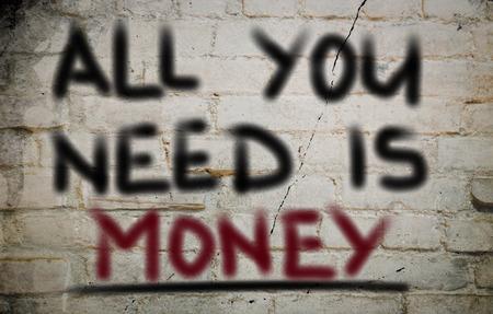 grants: Money Concept