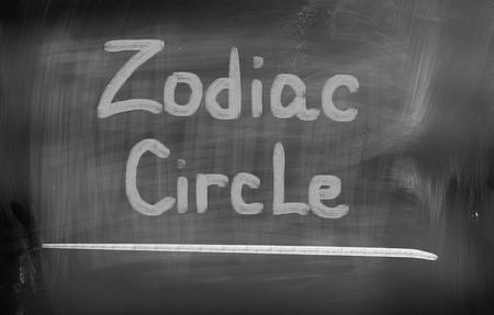 signes du zodiaque: Astrologie Concept