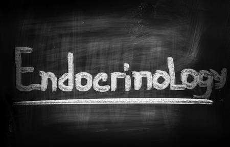 endocrinology: Endocrinology Concept