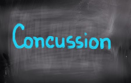 mental object: Concussion Concept Stock Photo