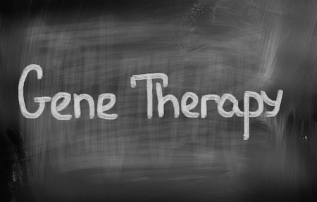 biochemical: Gene Therapy Concept