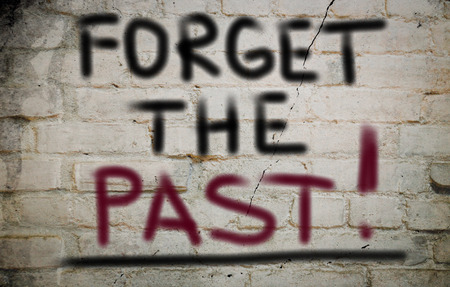 forget: Forget The Past Concept