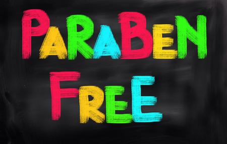 borax: Paraben Free Concept