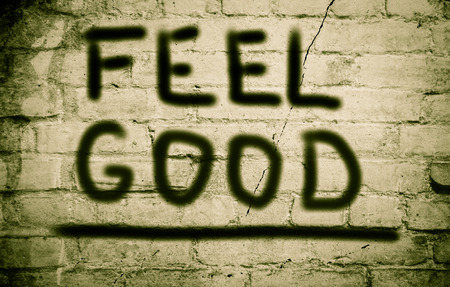 friendliness: Feel Good Concept Foto de archivo