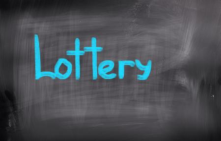 sweepstake: Lottery Concept