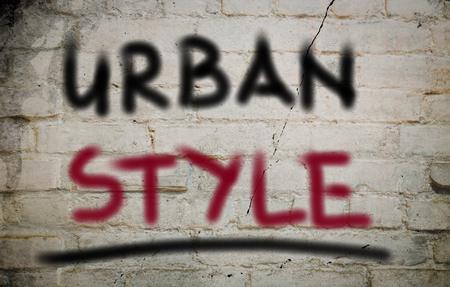 street life: Street Life Concept