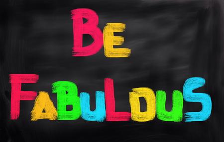 Be Fabulous Concept Imagens