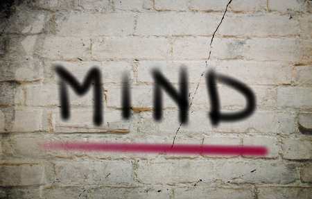 open minded: Mind Concept