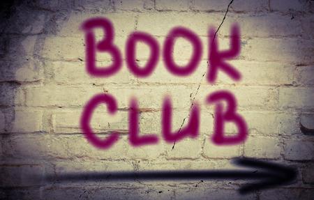 book club: Book Club Concept