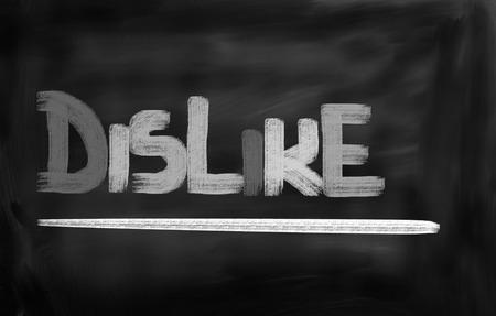 thumb keys: Dislike Concept