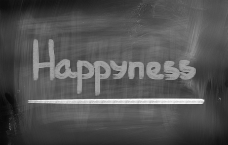 happyness: Happyness Concept Stock Photo