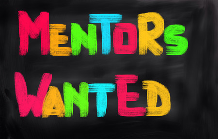 wanted: Mentors Wanted Concept
