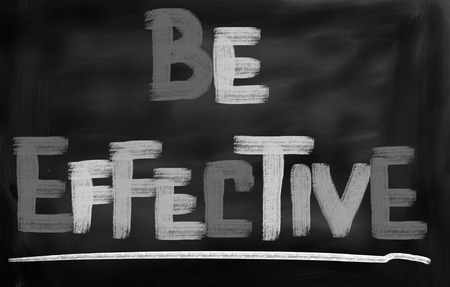 optimal: Be Effective Concept