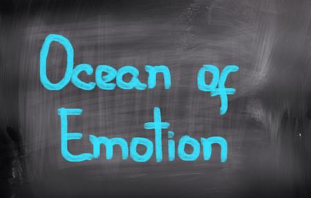 perceptive: Ocean Of Emotion Concept