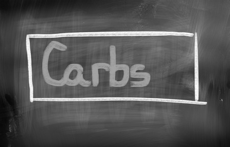 carbohydrates: Carbs Concept
