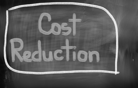 cost reduction: Cost Reduction Concept