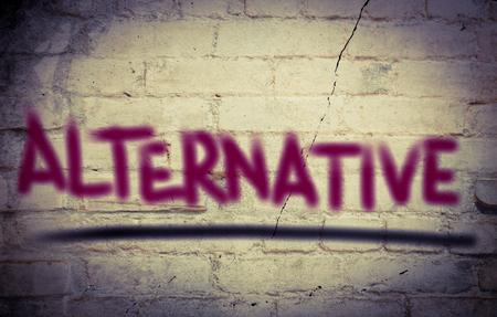 substitution: Alternative Concept