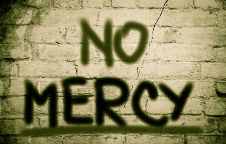 mercy: No Mercy Concept