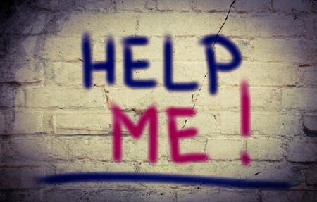 help me: Help Me Concept