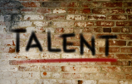 Talent Concept Stock Photo