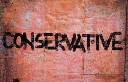 conservative: Conservative Concept
