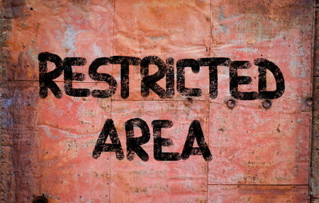 Restricted Area Concept