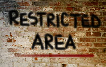 restricted area: Restricted Area Concept