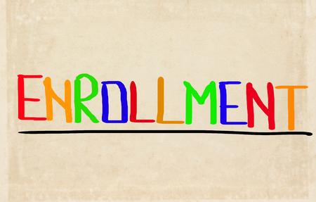 enrollment: Enrollment Concept