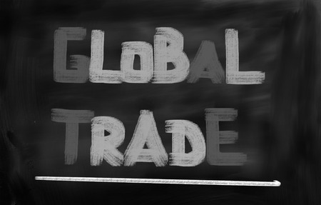 global trade: Global Trade Concept
