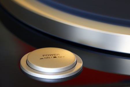 poweron: power button macro with narrow focus