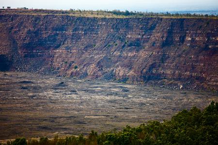 Kilauea Caldera, Big Island, Hawaii