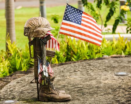 スコフィールド兵舎、オアフ島、ハワイ、アメリカ合衆国 - 2009 年 2 月 3 日第 25 歩兵分割記念 報道画像
