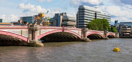 Blackfriars Bridge, London, England