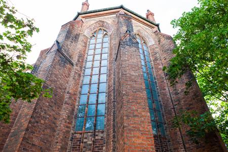St. Marienkirche, St. Marys Church, Berlin, Germany