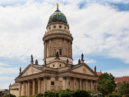 Fanzosischer Dom, French Cathedral, Berlin, Germany