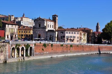 veneto: Verona, Veneto region, Italy Stock Photo
