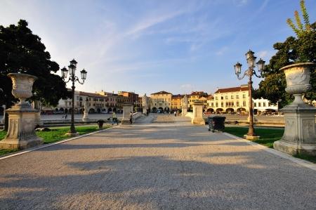 veneto: Padua city, Veneto, Italy Editorial