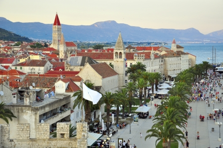 Trogir, Dalmatia, Croatia photo