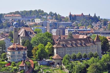 vevey: Fribourg, Switzerland