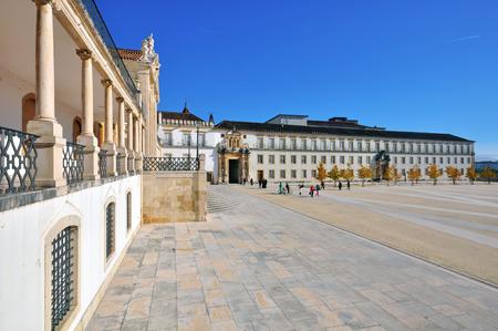 Coimbra university, Portugal