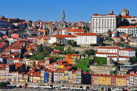 oporto: Oporto cityscape, Portugal