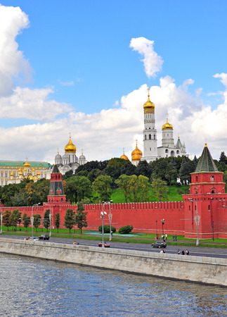 Moscow landmarks, Russia photo
