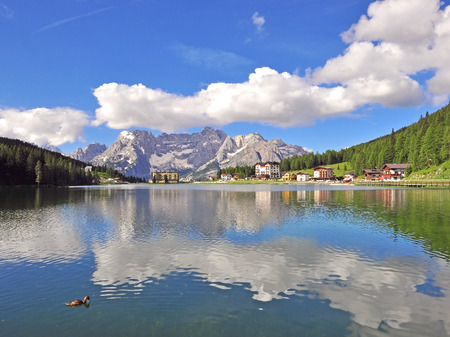 lake misurina: Misurina Lake, Dolomites, Italy