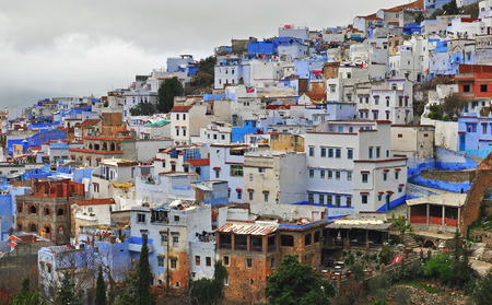 maroc: Chefchaouen, the blue city in Morocco