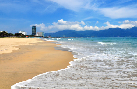 ベトナム ビーチ、ダナン リゾート