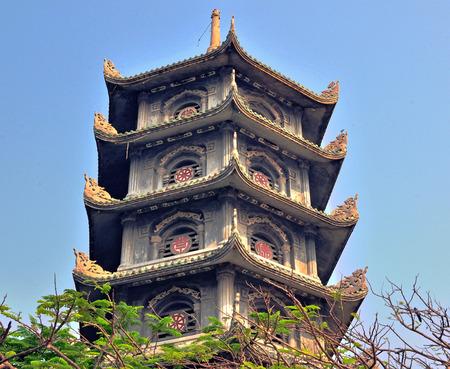 nang: Ancient architecture, Da Nang, Vietnam